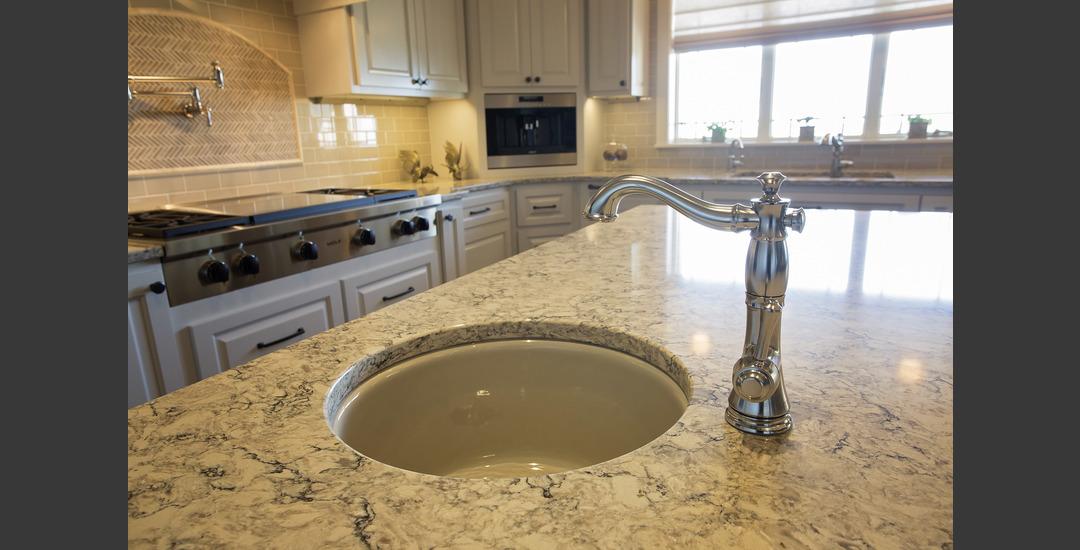 Prep Sink to Range